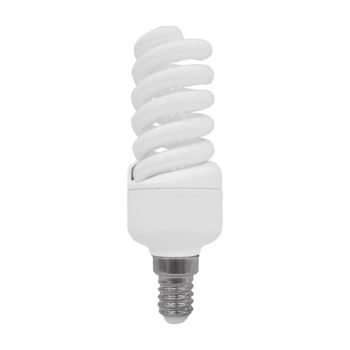 Лампа энергосберегающая Ecola Spiral 15W Full Slim E14 2700K(Z4RW15ECB)