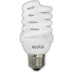 Лампа энергосберегающая Ecola Spiral 25W Slim Full E27 2700K(Z7SW25ECL)