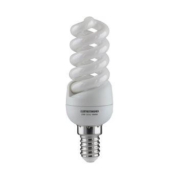 Лампа энергосберегающая Elektrostandard Микро-винт 11W E14 2700K