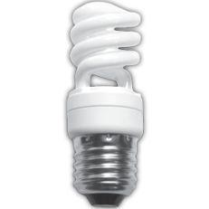 Лампа энергосберегающая Ecola Spiral 9W Mini Half E27 6400K(Z7FD09ECB)