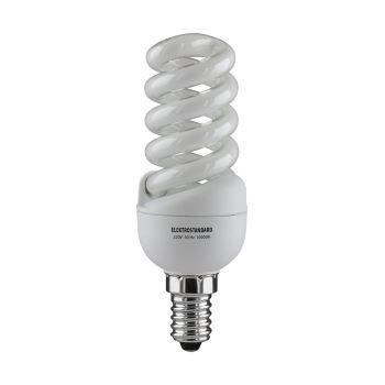 Лампа энергосберегающая Elektrostandard Мини-спираль 13W E14 6500K