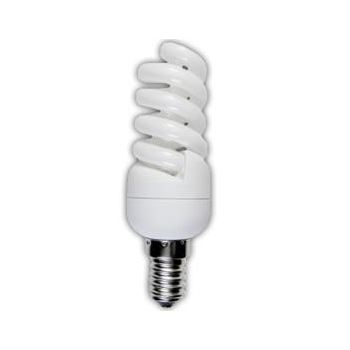 Лампа энергосберегающая Ecola Light Spiral 11W Micro Full Plus E14 4100K(TS4V11ECC)