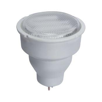 Лампа энергосберегающая Ecola MR16 7W Luxer GU5.3 2700K(M22W07ECG)