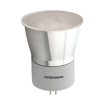 Лампа энергосберегающая Elektrostandard MR16 11W GU5.3 2700K с рассеивателем