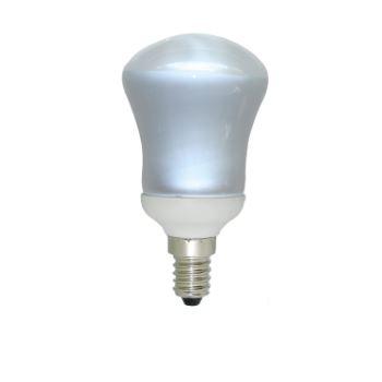 Лампа энергосберегающая Ecola Reflector R50 7W EIR/M E14 6400K(G4BD07ECC)
