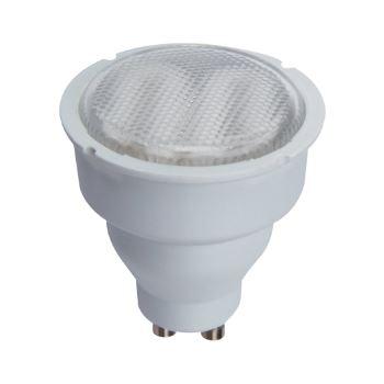 Лампа энергосберегающая Ecola Reflector GU10 7W 4000K(G10V07ECG)