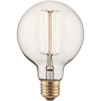 Ретро лампа накаливания Elektrostandard Loft G95 60W E27 2700K