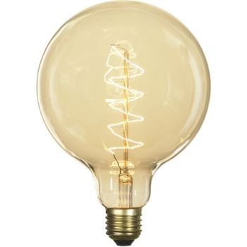 Ретро лампа накаливания Lussole Loft 60W E27 2700K GF-E-760