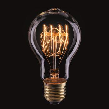 Ретро лампа накаливания Voltega Loft A19 60W E27 2700K