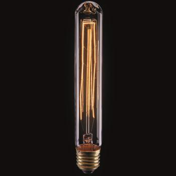 Ретро лампа накаливания Voltega Loft T10 60W E27 2700K