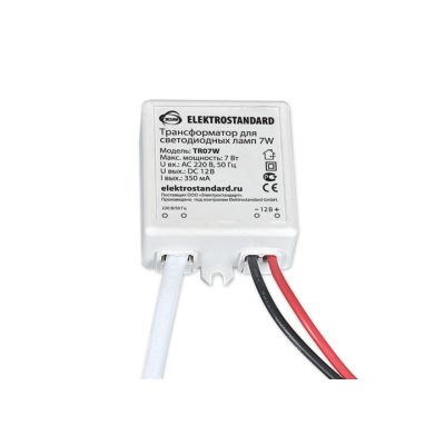 Трансформатор для светодиодных ламп Elektrostandart TR07W
