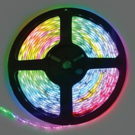 Светодиодная лента Ecola LED Strip Pro 14.4W 24V IP65 60 Led RGB(P5DM14ESB)