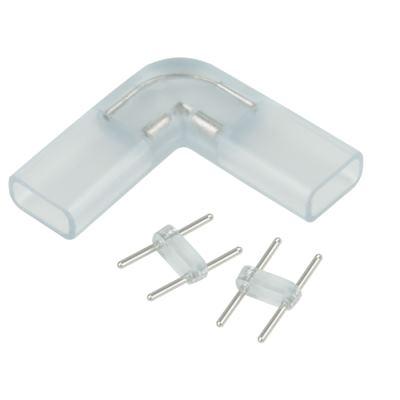 Переходник для ленты угловой 220V 5050 Elektrostandard
