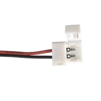 Коннектор для светодиодной ленты 3528 Elektrostandard гибкий односторонний