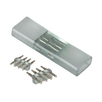 Переходник для ленты 220V 5050 RGB Elektrostandard