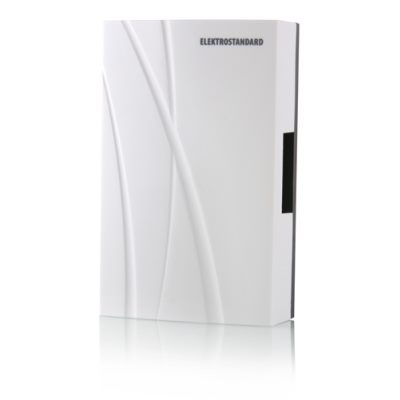 Звонок электромеханический Elektrostandard DBQ08M WM 1M белый