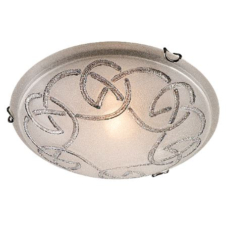 Светильник настенно-потолочный Sonex Brena Silver хром/белый 213