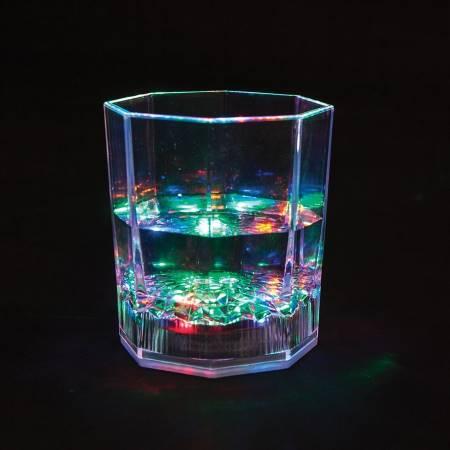 Светодиодный стакан Feron FL105 RGB стакан(06255)