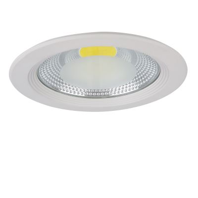 Встраиваемый светильник Lightstar Forto Led 30W 3000K белый 223302
