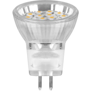 Лампа светодиодная Feron LB-27 MR11 1W G5.3 2700K 25133
