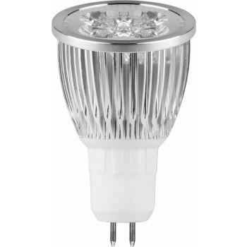 Лампа светодиодная Feron LB-108 MR16 5W G5.3 6400K 25193