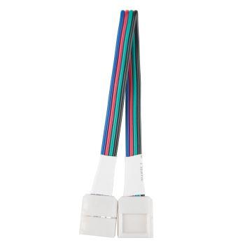 Коннектор для светодиодной ленты RGB Gauss гибкий 291200000