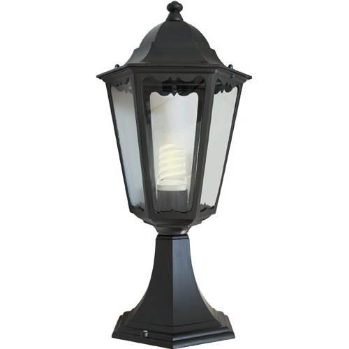 Светильник уличный Feron 6204 черный
