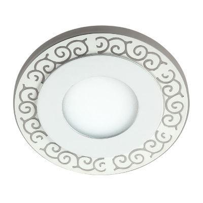 Встраиваемый светильник Novotech Trad белый 5W 3000K 357361