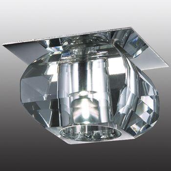 Встраиваемый светильник Novotech Crystal-LED 357010