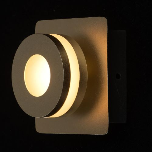 Настенный светодиодный светильник De Markt Пунктум 3 549020301