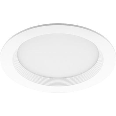 Встраиваемый светодиодный светильник Saffit SD-R100 3W 4000K 55042