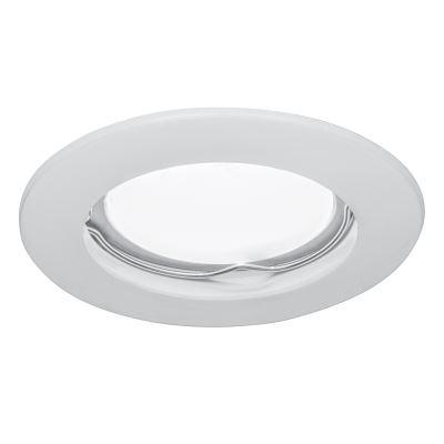 Встраиваемый светильник Gauss Metal CA001 белый