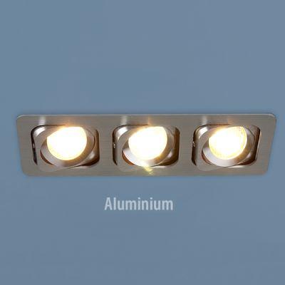 Встраиваемый светильник Elektrostandard 1021/3 MR16 CH хром