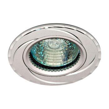 Встраиваемый светильник Feron GS-M361 серебро