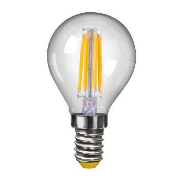 Лампа светодиодная Voltega Crystal LED Шар 4W E14 2800K