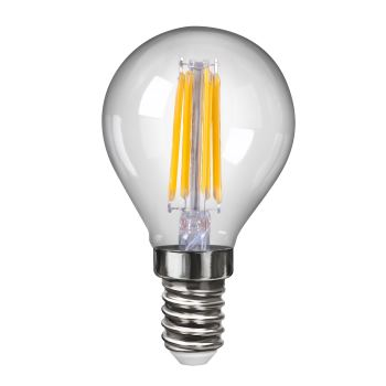 Лампа светодиодная Voltega Crystal LED Шар 4W E14 4000K