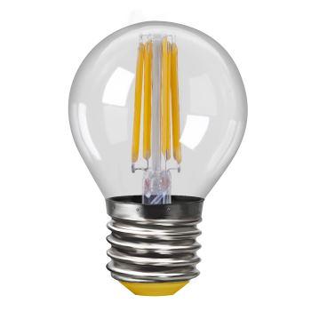 Лампа светодиодная Voltega Crystal LED Шар 4W E27 2800K