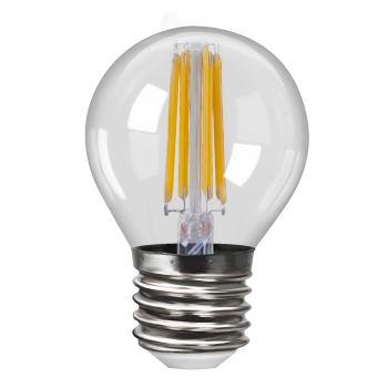 Лампа светодиодная Voltega Crystal LED Шар 4W E27 4000K