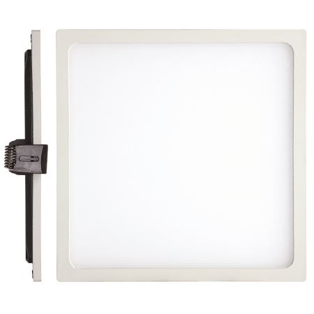 Встраиваемый светильник Mantra Saona Led 12W 4000K матовый белый C0191