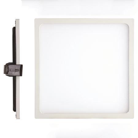Встраиваемый светильник Mantra Saona Led 6W 4000K матовый белый C0190