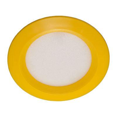 Встраиваемый светильник Feron AL525 9W 4000K желтый