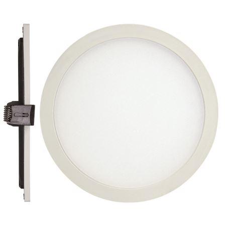 Встраиваемый светильник Mantra Saona Led 12W 4000K матовый белый C0181
