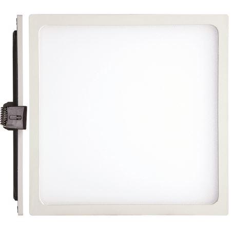 Встраиваемый светильник Mantra Saona Led 24W 4000K матовый белый C0193