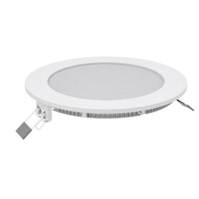 Встраиваемый светодиодный светильник Gauss Downlight 9W 4100K 939111209