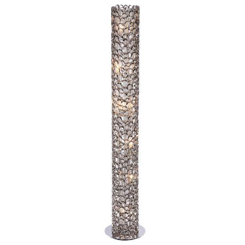 Торшер Crystal Lux Fashion никель PT6