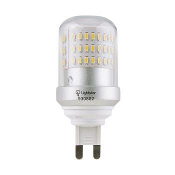Лампа светодиодная Lightstar LED T35 G9 9W 3000K 930802