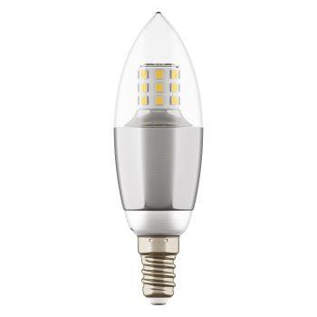 Лампа светодиодная Lightstar LED Candle C35 7W E14 4200K 940544
