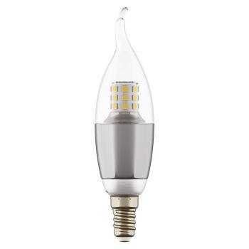 Лампа светодиодная Lightstar LED Candle CA35 7W E14 4200K 940644