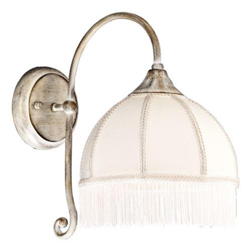 Бра Arte Lamp BIANCA золото/белый A2116AP-1WG