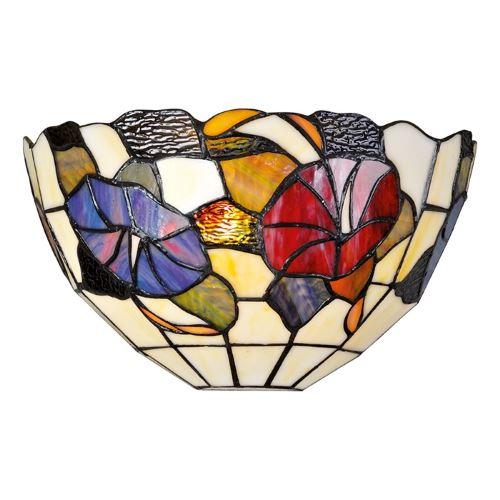 Бра Arte Lamp TIFFANY медь/разноцветный A3165AP-1BG